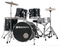 """Suzuki SDS-307B барабанная установка (14""""10""""12""""16""""22"""") цвет черный"""