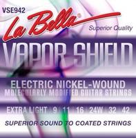 LA BELLA VSE942 - Струны для электрогитары