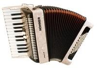 HOHNER Bravo II 48 (A1051/4051) 1/2 white Детский аккордеон