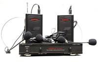 AUDIOVOICE WL-22HPM Радиосистема
