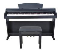 Artesia DP-7 Black PVC Цифровое фортепиано с банкеткой