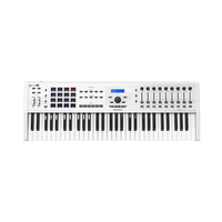 Arturia KeyLab MkII 61 White Миди клавиатура
