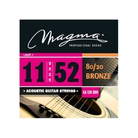 Magma GA130B80 струны для акустической гитары .011-.052