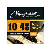 Magma GA120B85 струны для акустической гитары .010-.048