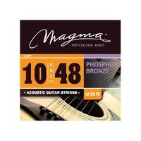 Magma GA120PB струны для акустической гитары .010-.048