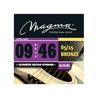 Magma GA110B85 струны для акустической гитары .009-.046