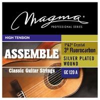 Magma GC120A Assemble струны для классической гитары