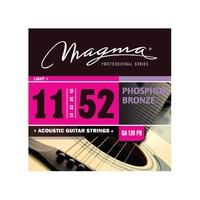 Magma GA130PB струны для акустической гитары .011-.052
