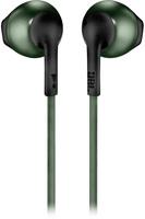 JBL T205BT Гарнитура цвет зеленый