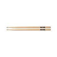 """VIC FIRTH N2B - барабанные палочки 2B с деревянным наконечником, материал - орех, длина 16 1/4"""", диаметр 0,630"""", серия NOVA"""