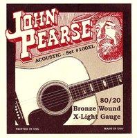 John Pearse 100XL (10-47) Струны для акустической гитары