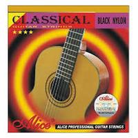Alice A105BK Комплект струн для классической гитары , нормальное натяжение