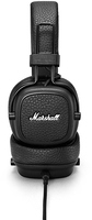 Marshall Major III Black Наушники с микрофоном