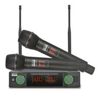 Xline MD-272A Двухканальная радиосистема с двумя ручными микрофонами