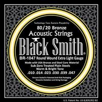 Blacksmith BR-1047 Струны для ак.гитары