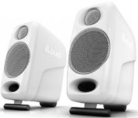 IK MULTIMEDIA iLoud Micro Monitor - White Компактные настольные активные громкоговорители (пара)