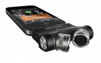 Tascam iM2X конденсаторный стерео X-Y микрофон для iPhone