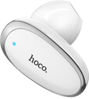 Hoco E46 Voice Bluetooth гарнитура белая