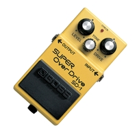 Boss SD-1 Педаль эффектов для гитары (Уценка)
