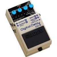 Boss DD-8 гитарный эффект delay