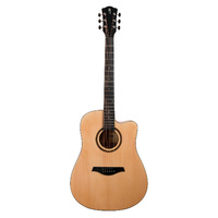 ROCKDALE Aurora D3 C NST Акустическая гитара. Форма корпуса Dreadnought