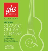 GHS STRINGS 2100W SILVER ALLOY (70558)
