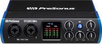 PreSonus Studio 24C аудио/MIDI интерфейс