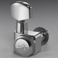 Schaller 10560220.01.50 Original F-Series Locking Комплект одиночной колковой механики, 6 лев