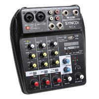 Synco MC4 микшерный пульт