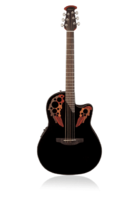 OVATION CE44-5 Elite® Plus Celebrity® Mid-Depth - Black гитара электроакустическая
