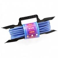 Электрическая мануфактура PC-E1-F-10-R PowerCube Шнур-Удлинитель на рамке 6А, морозостойкий 10м