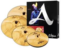 ZILDJIAN A20579-11 A` CUSTOM 5 PACK MATCHED SET