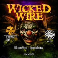 KERLY KXW7-0954 Wicked Wire NPS Roundwound Tempered струны для 7 струнной электрогитары