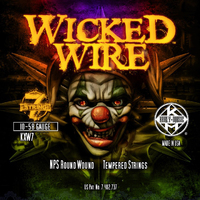 KERLY KXW7-0954 Wicked Wire NPS Roundwound Tempered струны для 7 струнной электрогитары