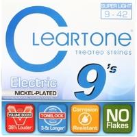 Cleartone 9409 Cтруны для электрогитары 9-42