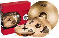 "SABIAN B8 Performance Set набор тарелок (14""HI-Hat ,16""Thin Crash,20""Ride)"