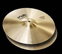 Paiste 0001043715 Formula 602 Classic Sounds Medium Hi-Hat Две тарелки 15''