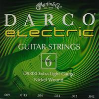 DARCO D9300 ROCK НАБОР 6 СТРУН для гитары Электрик, Никель, сталь 009-042