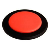 COOKIEPAD 6S+ бесшумный тренировочный пэд Чужбинова с жестким отскоком, оранжевый