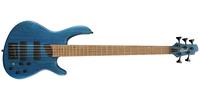Cort B5-Plus-AS-RM-OPAB Artisan Series Бас-гитара 5-струнная, синяя