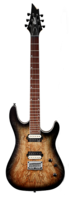 Cort KX300-OPRB KX Series Электрогитара, коричневый санберст
