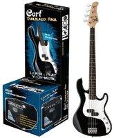 Cort CBP-PJ-BK комплект бас-гитариста