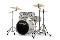 Sonor 17500113 AQ1 Studio Set PW 17341 Барабанная установка, белая