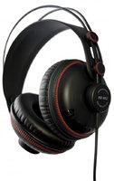 Superlux HD662 профессиональные наушники для мониторинга с глубоким и богатым басовым откликом 10 Гц - 30 кГц, 98 дБ