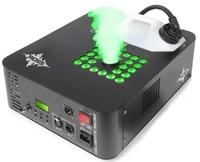 Ross Volcano Fog 1500 - генератор дыма с вертикальным выбросом, LED подсветка 24 х 3Вт RGB светодиодов