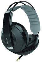 Superlux HD662EVO Black профессиональные мониторные наушники закрытого типа, чёрные.