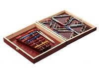 Мастерская Сереброва MS-ZH-KT-01 Комплект инструментов «Музыкальная радуга», в кейсе