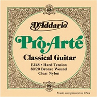 D'ADDARIO EJ48 Струны для классической гитары