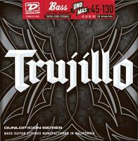 Dunlop RTT45130T Robert Trujillo Icon Комплект струн для 5-стр бас-гитары, нерж.сталь, 45-130