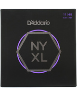 D'Addario NYXL1149 NYXL Комплект струн для электрогитары, никелированные, Medium, 11-49